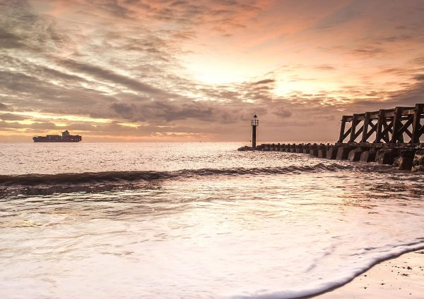 Felixstowe sunrise workshop